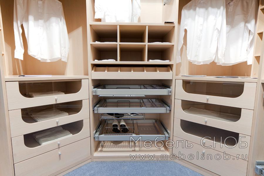 Ящики для гардеробной.